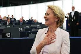 Von der Leyen wird Kommissionschefin: So lief der historische Tag in  Straßburg - Politik - Tagesspiegel