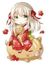 Hình Ảnh Anime Chibi Cute Cực Đáng Yêu, SIÊU Cá Tính!!   Anime, Ảnh hoạt hình  chibi, Cô gái phim hoạt hình