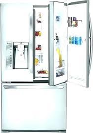 see through refrigerator. Refrigerator See Through Door Refrigerators Thru Ft French With