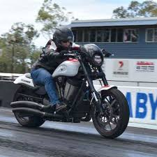 drag day for victory and indian riders motorbike writer