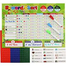 Reward Chart Ideas For Kindergarten Amazon Com Magnetic Reward Star Responsibility