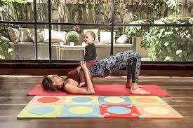 yoga con oli