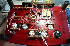 building the yamamoto a s page amplifiers lenco heaven here are the beginnings