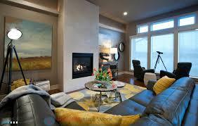 Gray Living Room Design Interesting 48 Elegant Pictures Gray Living Room With Pop Of Color Living Room