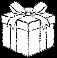 プレゼントボックスのイラスト無料素材