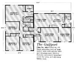 House Plan 91863 At FamilyHomePlanscom2200 Sq Ft House Plans
