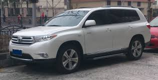 File:Toyota Highlander XU40 facelift 02 China 2013-02-25.jpg ...