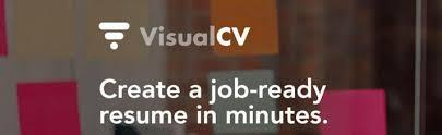 Visual Cv Builder Visualcv Coupon Impressive Discount On Online Cv Builder