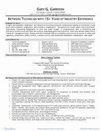 Cisco Network Engineer Resume Sample Lovely Network Engineer