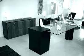 home office glass desks. Modern Desk Furniture Home Office Glass Design Ideas Corner Gallery Contemporary Desks
