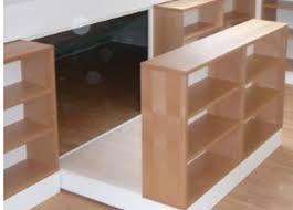 Hidden Storage Behind Bookcase | StashVault
