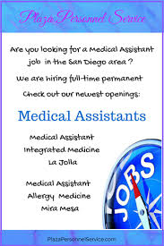 108 Best Medical Assistant Job Opportunities In San Diego Images