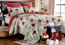 Super King Christmas Bedspreads and Quilts