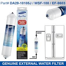 samsung fridge filter change. Unique Filter This Genuine Samsung Fridge Water Filter Is NSF Tested And Certified To  Reduce Harmful Contaminants From Your Provide Safer Better Tasting  With Fridge Filter Change