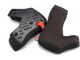 Cheek Pads For Aircraft Helmet