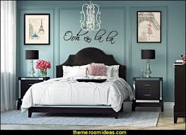 Decorating Theme Bedrooms Maries Manor Paris Bedroom For Themed Plan 4