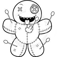 Scary Coloring Pages Hwnsurfme