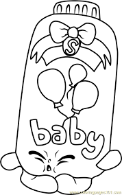 Shopkins Free Printables Coloring Pages At Getdrawingscom Free