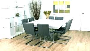 dining tables with 8 chairs round room table for and set