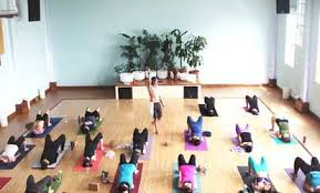 groupon up to 64 off at yoga flow sf ocean avenue