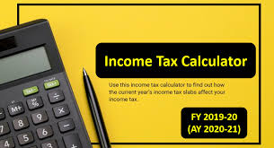 Budget Salary Calculator Income Tax Calculator For Fy 2019 20 Ay 2020 21 Excel
