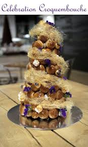 Step By Step Croquembouche Cake Patisse Sydney At Not Quite Nigella