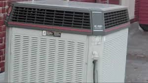trane 4 ton heat pump. a large collection of trane heat pumps and air-conditioners on one rooftop! - youtube 4 ton pump y