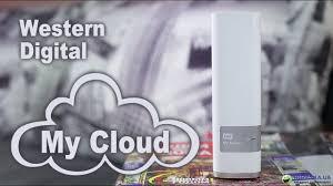 Обзор <b>сетевого хранилища</b> WD My Cloud - YouTube
