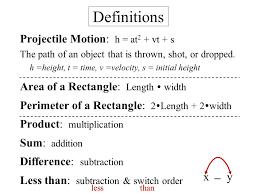 brilliant ideas of algebra word problems velocity fabulous ch 9 quadratic equations g quadratic word