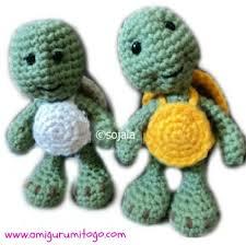 Free Crochet Turtle Pattern Adorable Little Bigfoot Turtle Free Crochet Pattern Amigurumi To Go