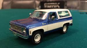 Cold Start My 1978 Chevy K5 Blazer 1/2 - YouTube