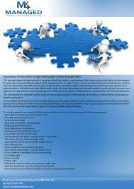 m managed services our flyer here