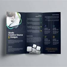 Folding Poster Template Paper Folding Templates For Print Design Tri Fold Poster Template