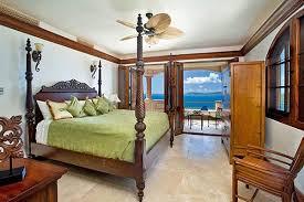 Villa Carlota in the Caribbean bedroom