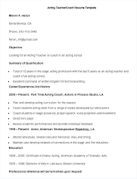 Football Coaching Resume Samples Football Coach Cover Letter