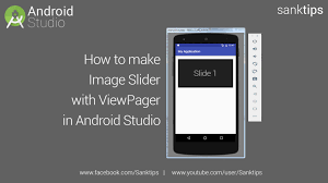 how to make image slider with viewpager