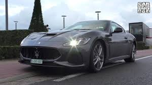 2018 maserati mc stradale. interesting maserati 2018 maserati granturismo mc stradale  loud acceleration revs powerslide  u0026 pure v8 sounds and maserati mc stradale t