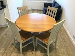 extending dining table and 6 chairs round extending dining table 6 chairs ms canterbury extending dining