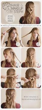 Jednoduché účesy Pre Dlhé Vlasy