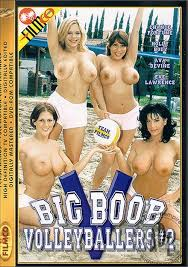 Big boob volley ballers 2