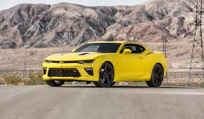 chevrolet : Chevrolet Camaro Reviews And Rating Motor Trend 9 ...