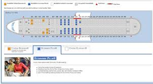 Boeing 737 900 United Airlines Seating Chart Everything You Want To Know About 737 900 739 Page 21
