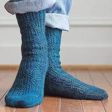 Knitted Sock Patterns Extraordinary Five Great Sock Patterns For Men LoveKnitting Blog