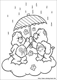 Small Picture Carebear Coloring Pages 61 The Care Bears Pictures To Print And