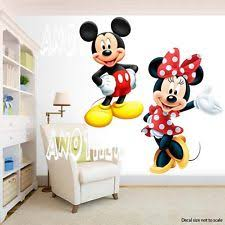 mickey mouse wall art canada