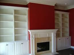 Built In Cabinets Beside Fireplace Dsc00021jpg