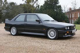 Sport Series bmw e30 m3 : 1987 BMW E30 M3 Evolution 1   Coys of Kensington