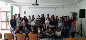 Raffaele Riba racconta il suo incontro con la 3L dell'IIS Rita Levi  Montalcini di Acqui Terme