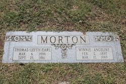 Thomas Earl Morton (1896-1961) - Find A Grave Memorial