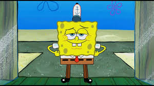 unled spongebob meme